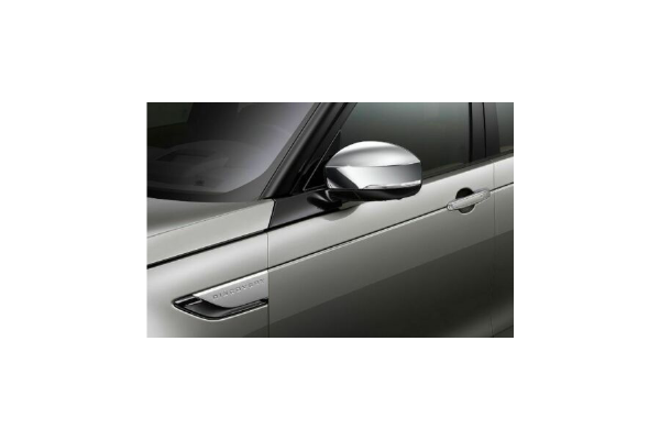 Land Rover Discovery 4 & 5 Chrome Mirror Covers